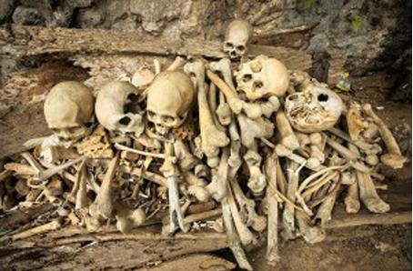 Ra'ba Biang, Fenomena Kematian Dan Penguburan Massal Di Toraja Sekitar Tahun 1918