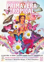Primavera Tropical en Sala Caracol