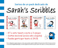 "Sorteo ""Sarah's Scribbles"""