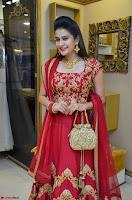 Jenny Honey in Stunning Dark Red Anarkali Dress at Splurge   Divalicious curtain raiser ~ Exclusive Celebrities Galleries 072.JPG