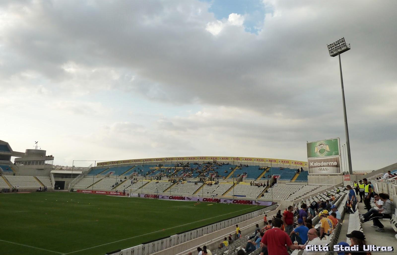 Apoel Nikosia Stadion