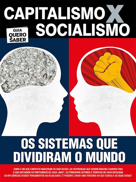 Capitalismo x Socialismo Guia Quero Saber On Line Editora