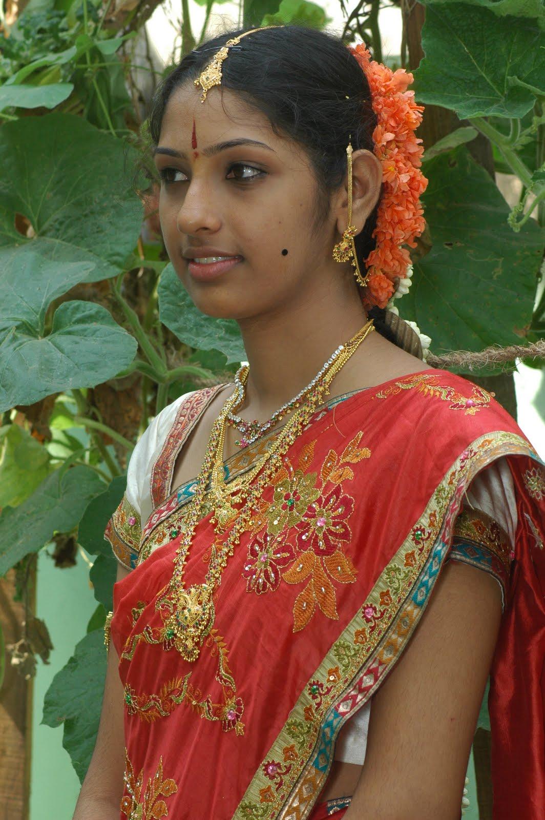 Tamil Girls Tamil Family Girl-9344