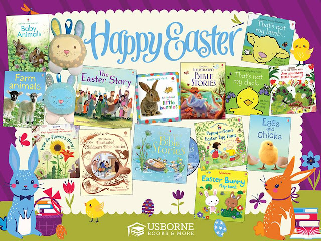 Easter Book List