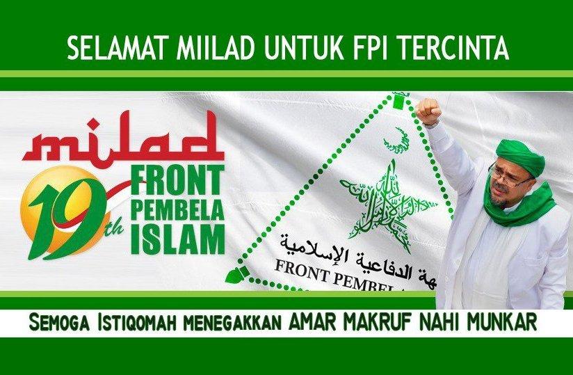 Kyai Nu Diam Diam Saya Bangga Dengan Fpi Portal Islam