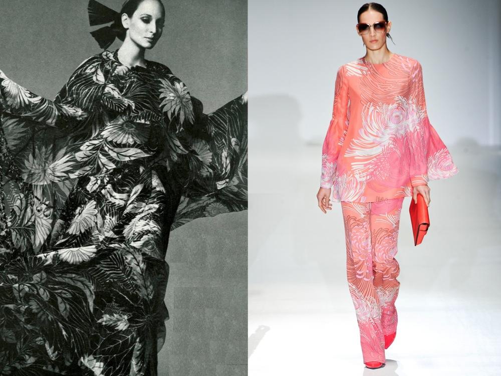 dc2812d6a639d INTO THE FASHION: INSPIRATION Richard Avedon 1969... Gucci SS||2013