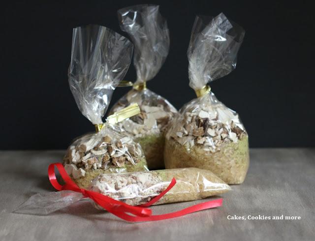 Geschenke aus der Küche - Pilzrisotto Mix