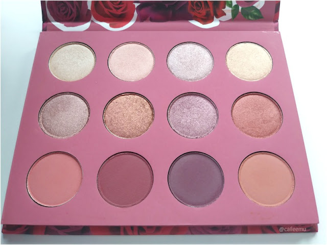 Karrueche X Colourpop Fem Rosa 'She' Eyeshadow Palette