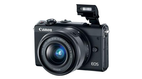 Canon EOS M100 Tanıtıldı