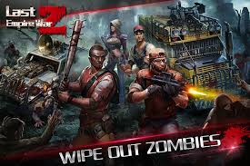 Last Empire War Z cheats
