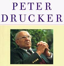 Memahami makna Management By Objective oleh Peter Drucker