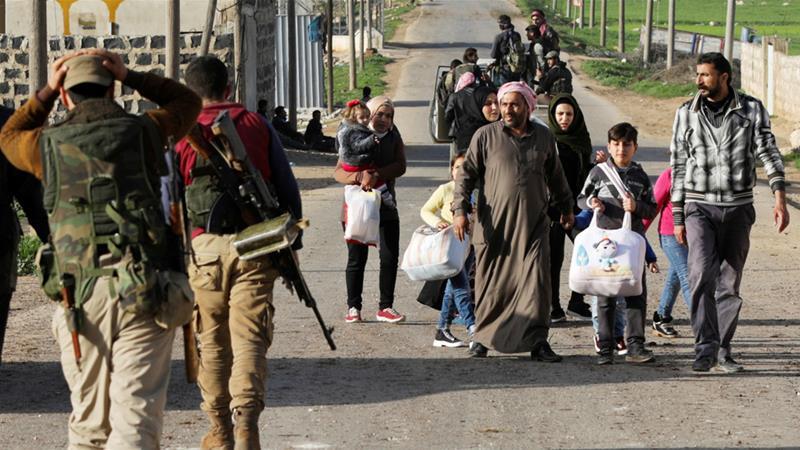 Badan Kemanusiaan PBB Sebut 235 Ribu Warga Tinggalkan Idlib