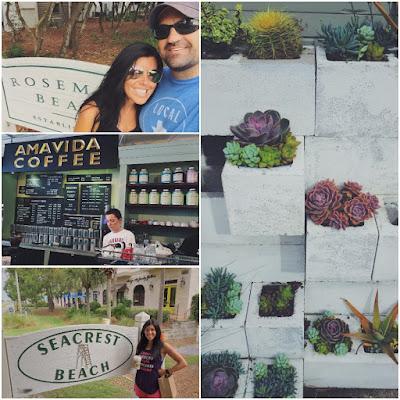 amavida coffee, Seacrest beach