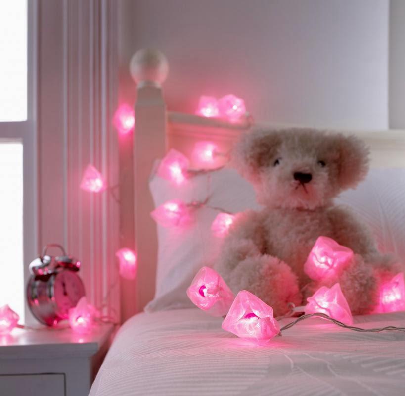Foundation Dezin & Decor...: Aesthetic Kids Room Lighting
