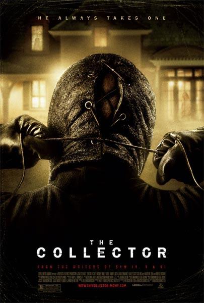 El coleccionista (HD 720P y español Latino 2009) poster box code