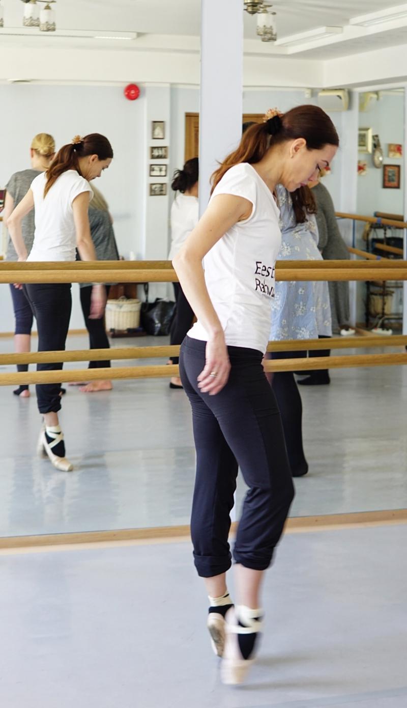 Tasapisitasakaal_tallinna, balettitunti