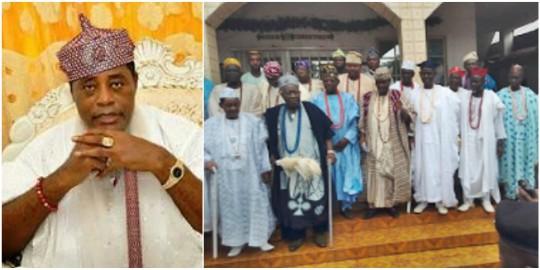 'I'm the leader of Yoruba monarchs' -Olugbo of Ugbo land