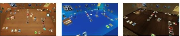 افضل برنامج يجعل سطح المكتب ثلاثي الابعاد لويندوز 7 - شرح برنامج real desktop , خلفيات 3d للكمبيوتر
