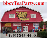 Banning-Beaumont-Cherry Valley Tea Party