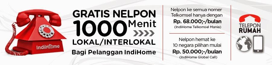 IndiHome Triple Play dari Telkom
