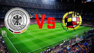 مشاهدة مباراة ألمانيا واسبانيا بث مباشر بتاريخ اليوم 23-03-2018 مباراة ودية