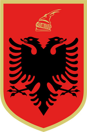 Coat of arms of Albania picture