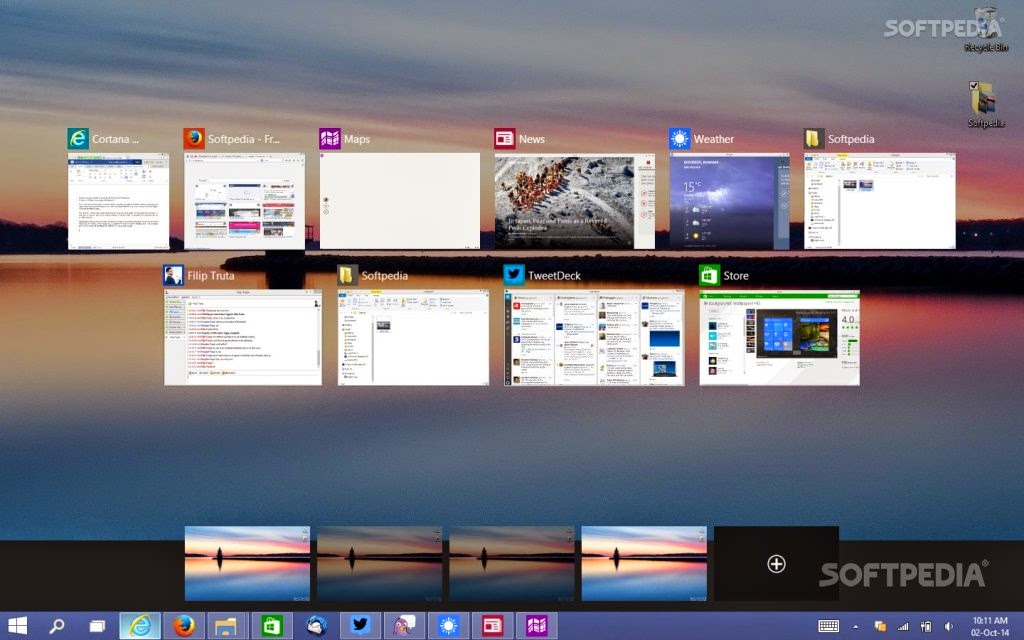 Windows 10 vs Apple OSX Yosemite, Siapa Juaranya ?