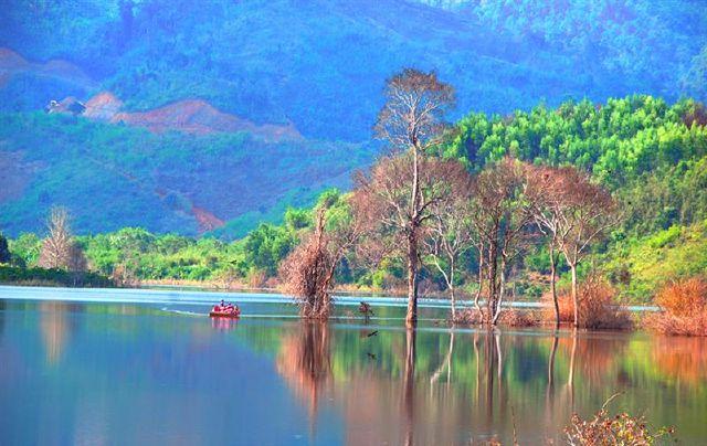 Ngất ngây với những hình ảnh đẹp của núi rừng Tây Nguyên