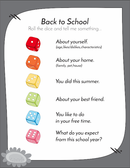Back to School Ice Breaker Classroom Game Classroom Freebie