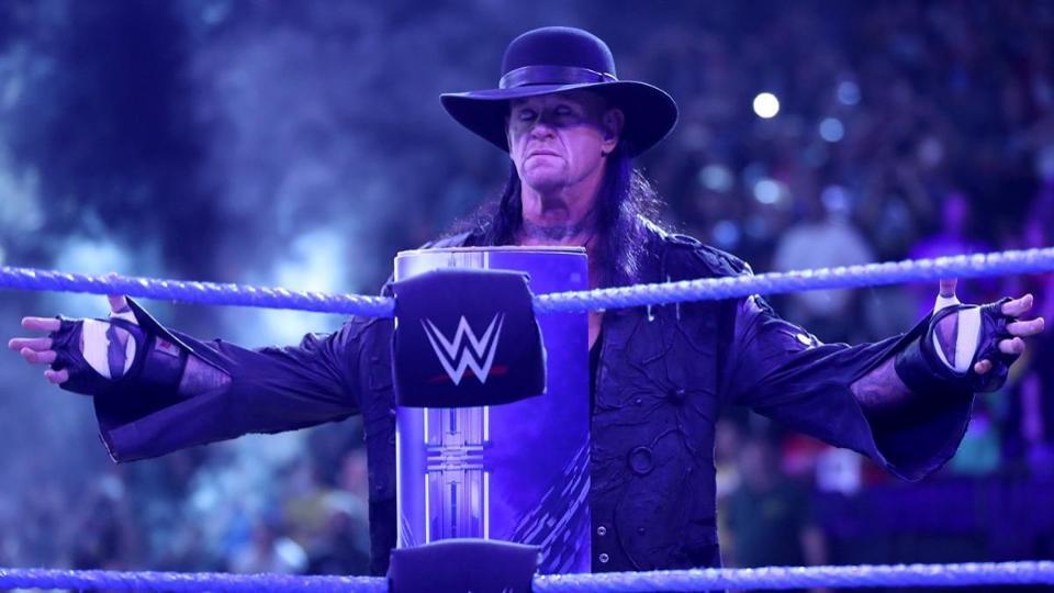 The Undertaker causa derrota de AJ Styles no Elimination Chamber