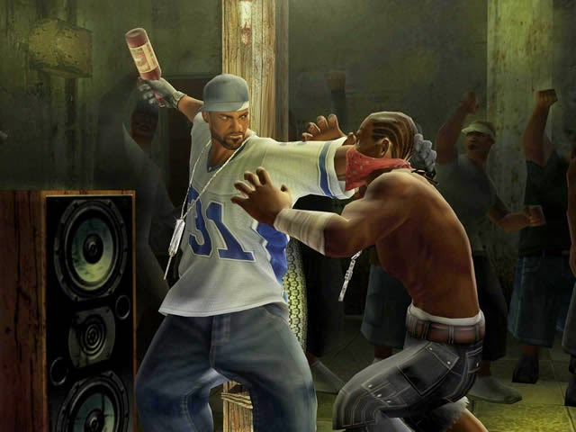 Download Def Jam: Fight for NY Full Version PC Games
