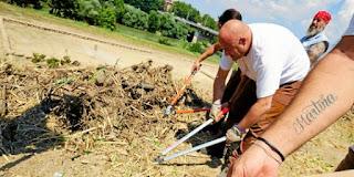 Italie - À Rome les détenus s'évadent en jardinant