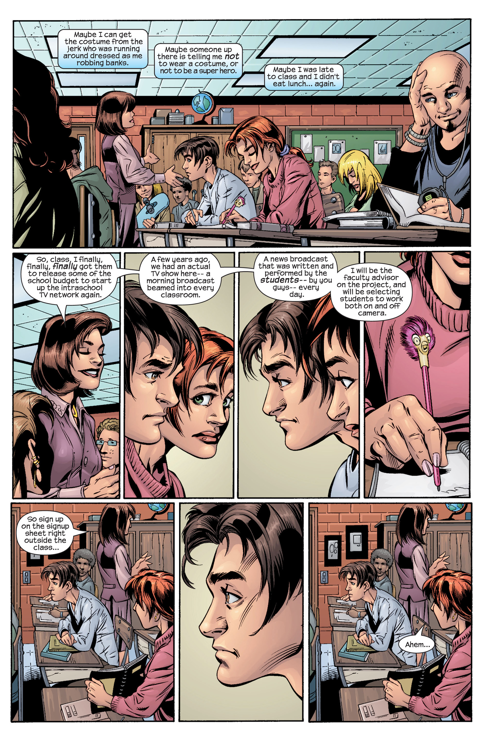 Read online Ultimate Spider-Man (2000) comic -  Issue #40 - 5