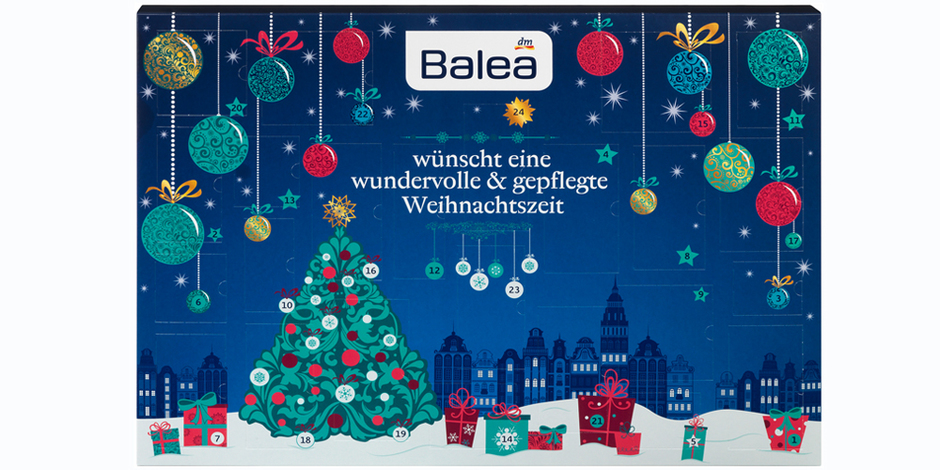 Balea Adventskalender 2015