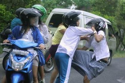 5 Budaya Memalukan Orang Indonesia