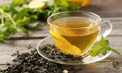 teh hijau green tea diet menurunkan berat badan