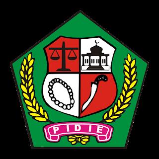 Logo Kabupaten Pidie Vector