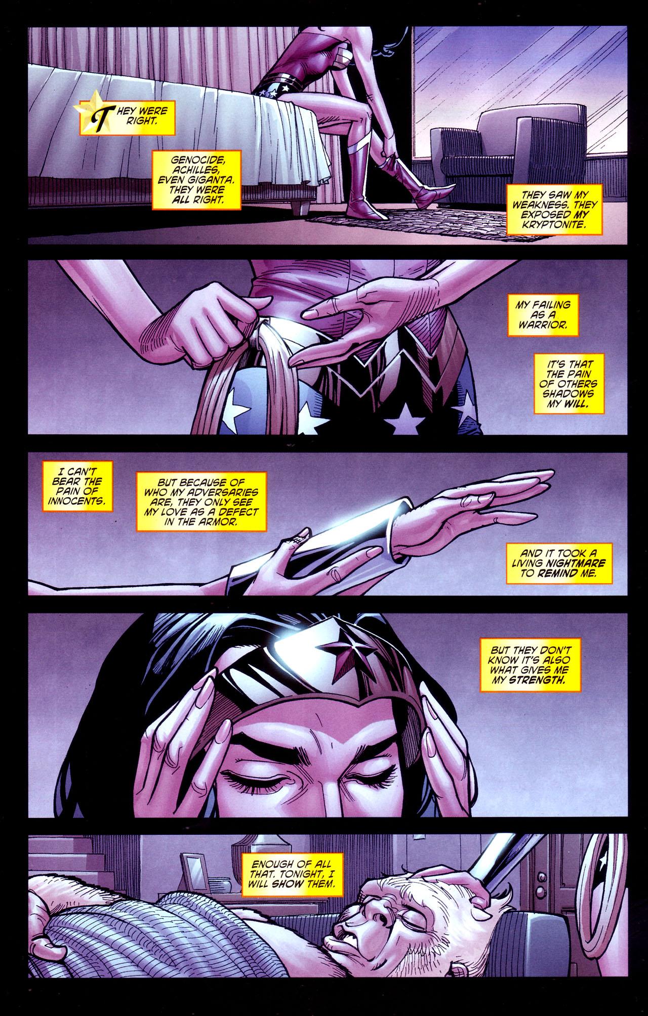 Read online Wonder Woman (2006) comic -  Issue #37 - 14