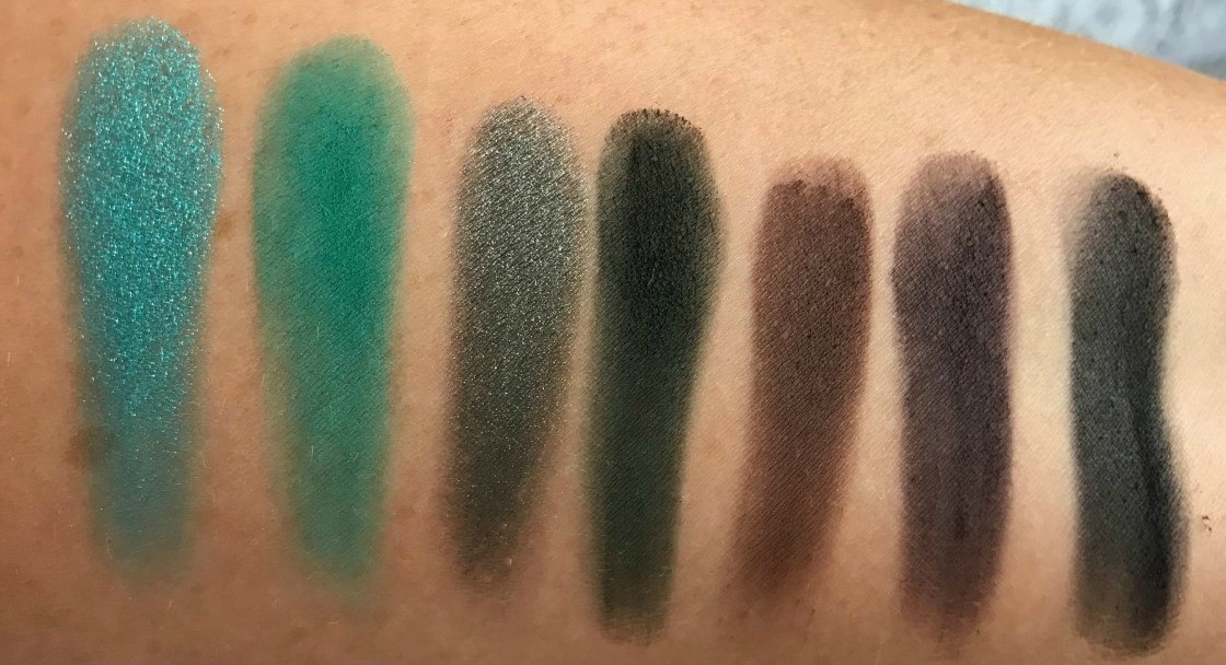 Jaclyn Hill Eyeshadow Palette Review & Swatches