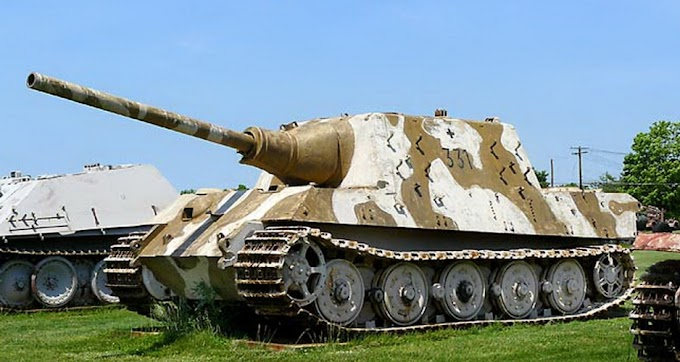 Злоключения «Ягдтигров» глазами немецкого танкового аса