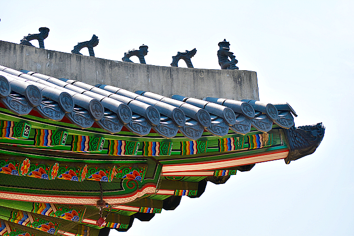 best palace in south korea