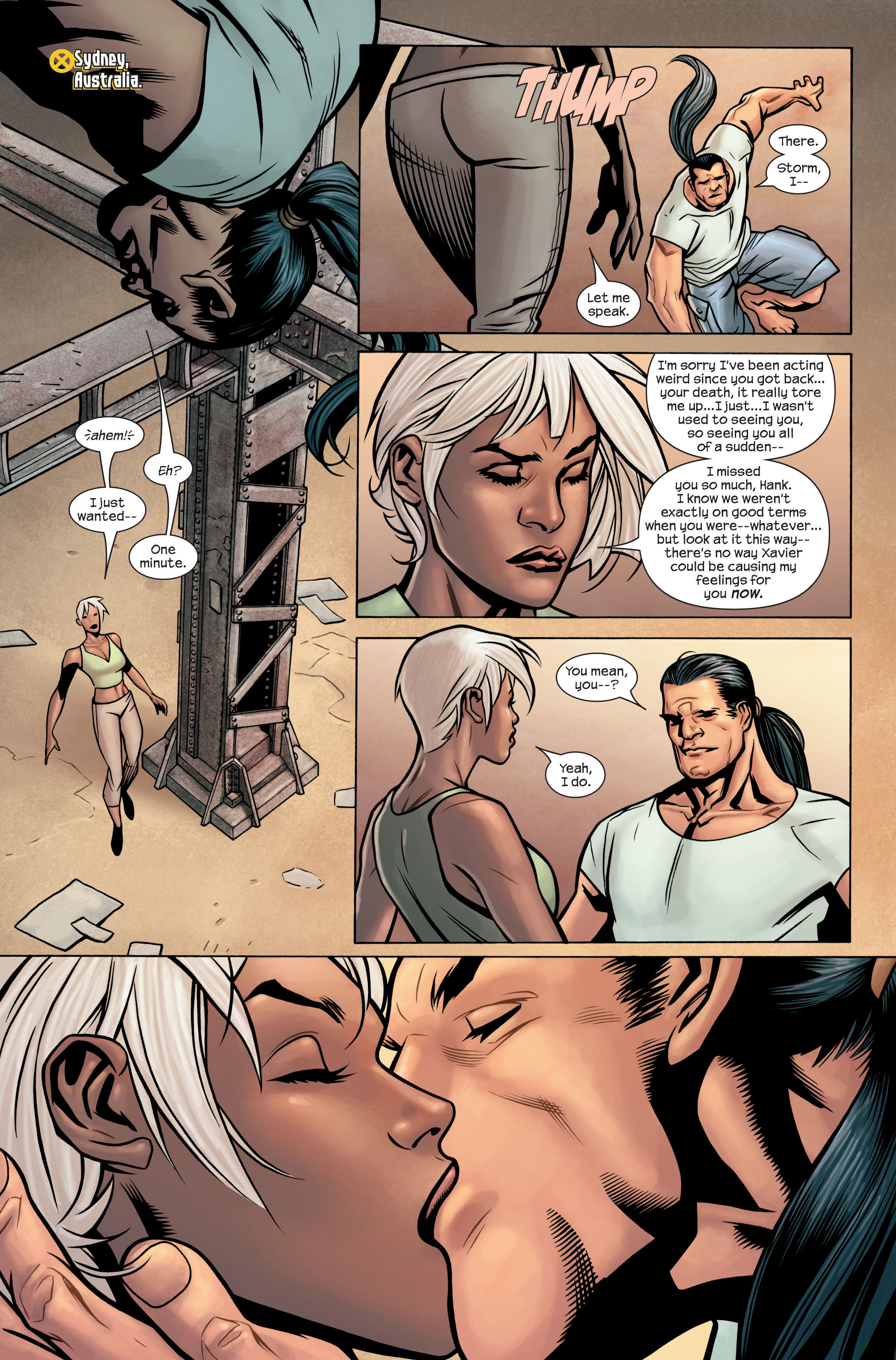 Read online Ultimate X-Men comic -  Issue #88 - 17