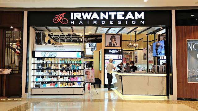 Irwan Team Hijab Area PIK Avenue