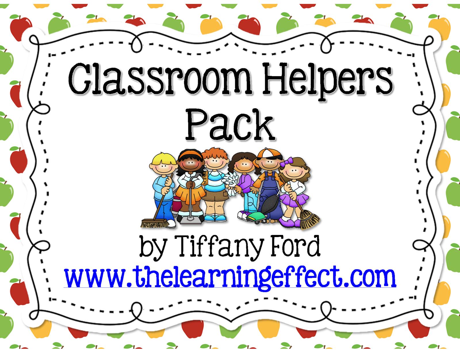 http://www.teacherspayteachers.com/Product/Classroom-Helpers-Pack-272153