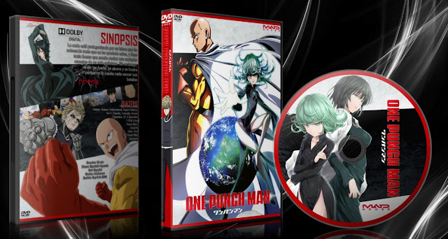 One Punch Man | Cover DVD | MEGA |