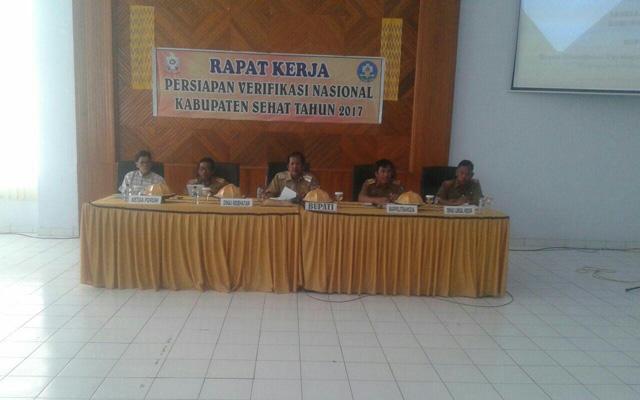 Bupati Soppeng Minta Manfaat Program Kabupaten Sehat Disosialisasikan