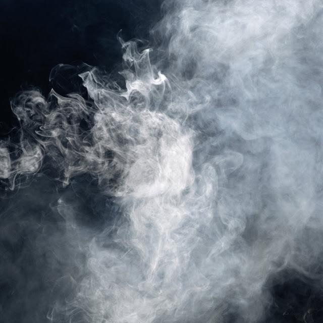 textura humo