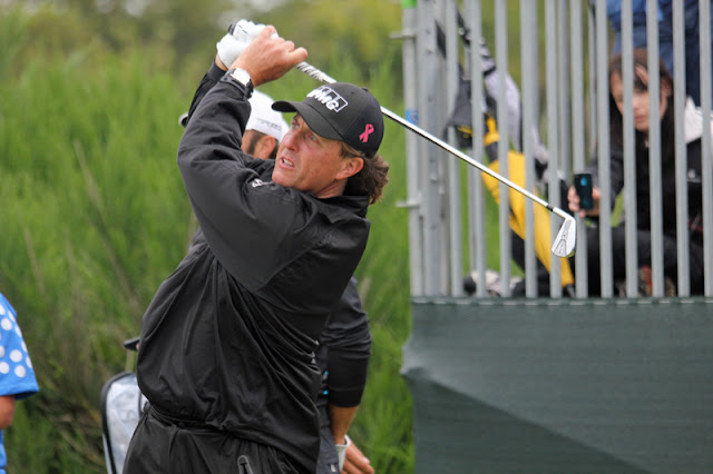Phil Mickelson was a three time winner of the Tucson Open