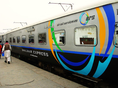 Contract of Shalimar express awarded for Rs. 1.8 billion