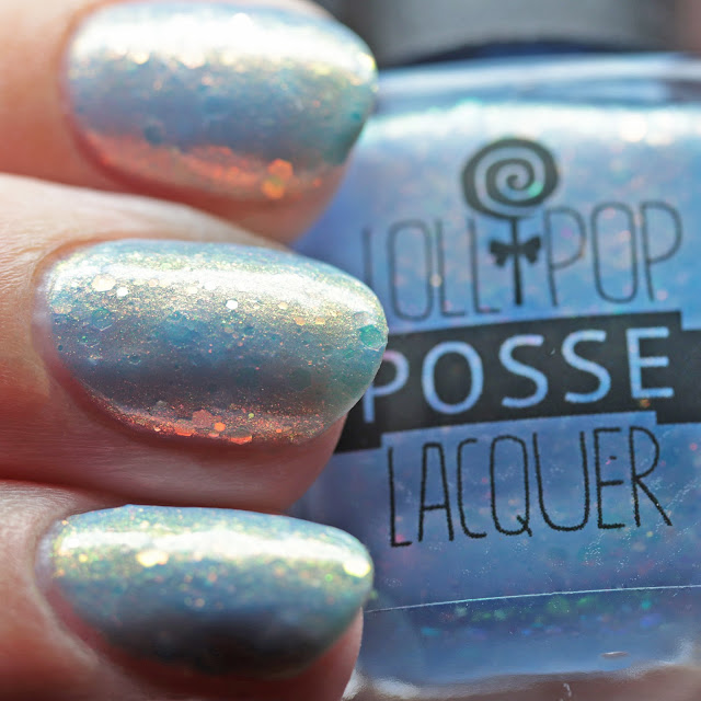 Lollipop Posse Lacquer Oh How it Feels So Real